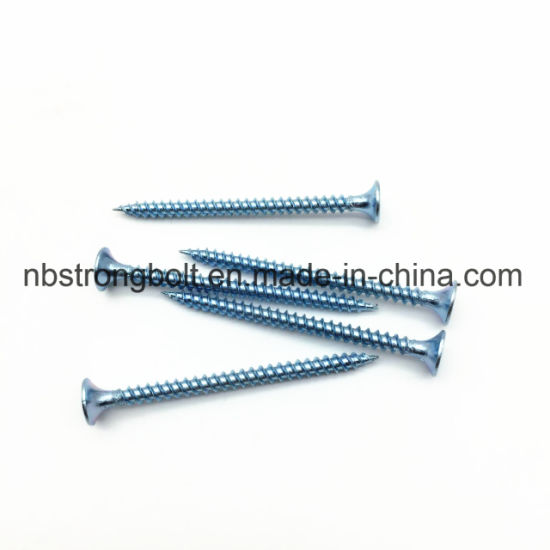 "Phil Bugle HD Fine Thread Drywall Screws Zinc Plated # 6X2 ""/ China autoperforante tornillo fábrica, China tornillo fábrica"